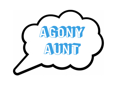agony aunt, advice for teenagers, questions, teenage issues, teenage problems